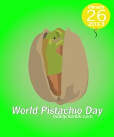 World Pistachio Day!
