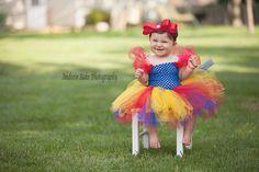 Disney Snow White Princess tutu. So cute