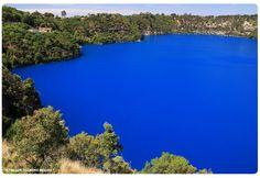 The Blue Lake, Mount Gambier SA