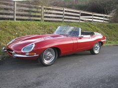 1964 Jaguar, E-type   Cette Type E est un modèle de 1964, dernière année de…