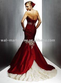c1028a231e 82 Best Wedding dresses with color images