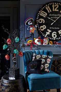 Don't be fooled by the name. The Day of the Dead is, surprisingly, a celebration of life and a time for honoring those who have passed.  We've got plenty of hauntingly fun ideas for you.