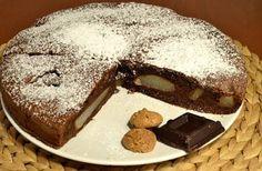 Chef Royale: Gâteau poire-chocolat