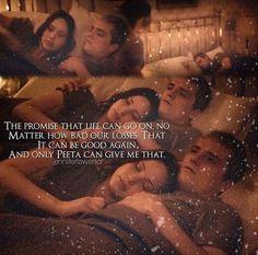 Katniss & Peeta ~Mockingjay Part 2