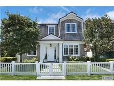 (House # 2)  White Picket fence house  ~2741 Bayshore Dr, Newport Beach, CA 92663