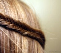 Inspiring picture braid, cute, girl, hair. Resolution: 500x333 px. Find the picture to your taste!