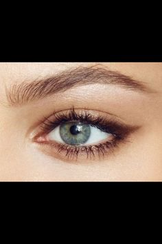 Smoked out brown liner, simple and classic