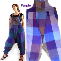 Plus Size Bohemian, Overalls Women, Rompers Women, Aladdin, Harem Pants, Sewing Projects, Maternity, Jumpsuit, Fashion Outfits