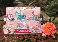 Best Dressed card Stampin Up