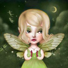 Lisa Falzon  (Tinkerbell - Peter Pan)