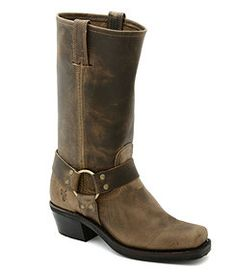 Frye's Harness Boots