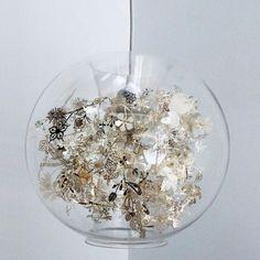 Tangle Globe Silver Rubber design inspiration on Fab.