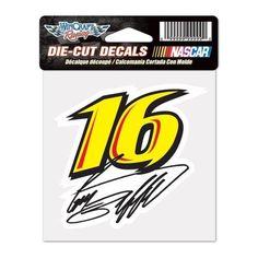 Greg Biffle 4 x 4 Decal Greg Biffle, Nascar Cars, Car Decals, Die Cutting, Craft, 4x4, Logos, Prints, Walls
