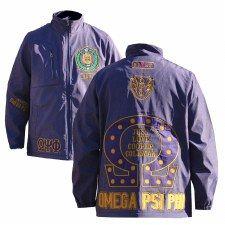 Omega Psi Phi Paraphernalia, Fraternity, Windbreaker Jacket, Mock Neck, Motorcycle Jacket, Men's Fashion, Street Wear, Greek, Graphic Sweatshirt