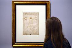 Leonardo da Vinci's mind shines in rare Galleria dell'Academia exhibition in Venice