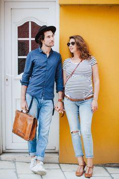 Séance de couple. Photographe professionnelle Celine, Capri Pants, Couple, Vintage, Style, Fashion, Professional Photographer, Photography, Fashion Styles