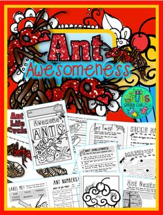 Did you know that in some parts of the world, ant pupae is considered a form of insect caviar? It can sell for as much as $40 per pound! Come and celebrate some lesser known facts about the amazing ant with this 34 page booklet!
