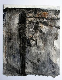 """Hell Is Other People"" Scott Bergey Abstract Styles, Abstract Art, Abstract Paintings, Collages, Digital Museum, Art Friend, Art Sites, Monochrom, Sculpture"