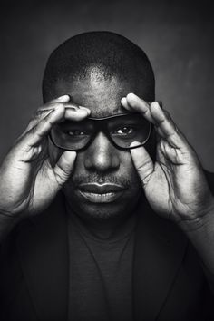 """Steve McQueen - director, writer, producer, editor. The Oscar award-winning director of the critically acclaimed drama """"12 Years a Slave"""".was born in Ealing, England to Trinidadian and Grenadian parents. He studied painting at London's Chelsea College and film at Goldsmiths College."""