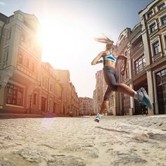 You might have to get a little creative, but living in an urban setting doesn't mean you can't train for a trail race.