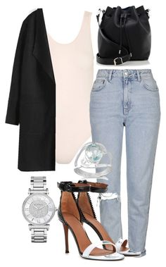 """""""Untitled #92"""" by biancamarie17 on Polyvore featuring Topshop, Givenchy, Proenza Schouler and Michael Kors"""