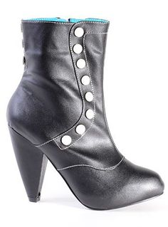 Mod Squad Ankle Boots