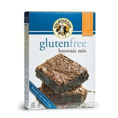 BPC1025900 King Arthur Flour Gf Brownie Mix  3x17oz ** See this great product.