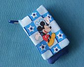 DCL - Disney Cruise - Mickey Mouse Checks Wavekeeper - Wave Phone Holder - pinned by pin4etsy.com