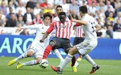 Victor Wanyama scores winner for Soton in their 1-0 win at the Liberty
