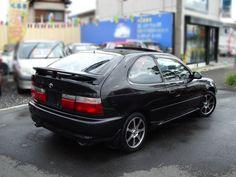 Toyota Corolla FX-GT