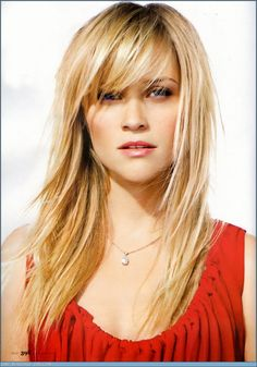 Doesn't ever want Reese Witherspoon's hair (PS it's haircut day so I only want to look at pics of her for encouragement)