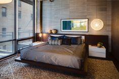 20 quartos com cama baixa para fugir do clichê na decoração   CASA CLAUDIA