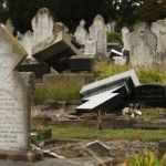 Cemetery Hauntings, why would they be haunted?