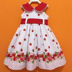 Vestido Duda-Flor moranguinho 1503