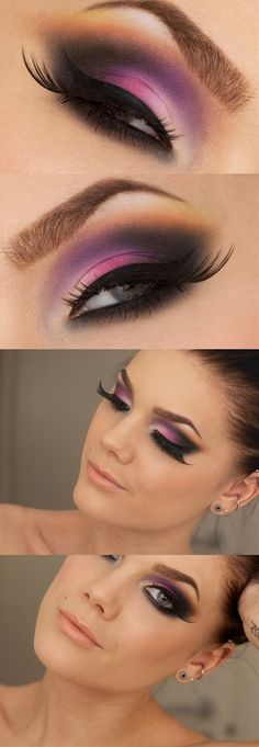 Linda Hallberg - Click image to find more makeup posts