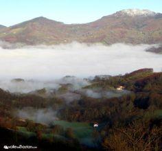 2014-02-12 Elizondo y Lekaroz bajo la niebla...