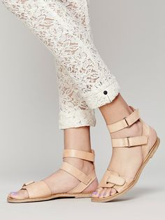 SixtySeven Second Nature Sandal at Free People Clothing Boutique