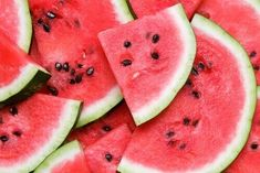 Watermelon is by far, one of the most powerful, body-healing fruits out there! These 8 amazing health benefits of watermelon are sure to keep you coming back for more! Plant Based Recipes, Raw Food Recipes, Healthy Recipes, Freezer Recipes, Freezer Cooking, Drink Recipes, Cooking Tips, Watermelon Health Benefits, Low Carb Cereal