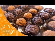 Trufas de chocolate - YouTube