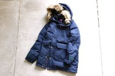 """""""65/35 Long Serow"""" - THE NORTH FACE PURPLE LABEL"""