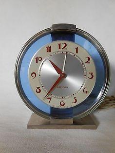Vintage Electric Art Deco Style Clock Westclox