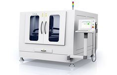 Our Machine of month! @IPGPhotonicsPL Lasercube Fiber Laser Cutting Tool