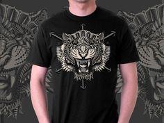Eye of the Tiger by BioWorkZ , via Behance