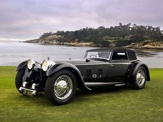 1931 Daimler Double-Six