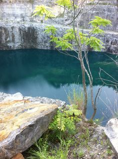 Disused And Water Filled Kemany Pink Granite Quarry Aberdeenshire Scotland Granite Quarries Pinterest Aberdeenshire Scotland And Scotland