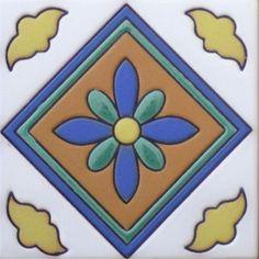 Prima Mexican Tile - Cuadra En Ciel