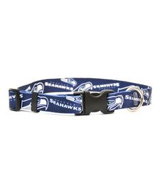 Another great find on #zulily! Seattle Seahawks Ribbon Collar #zulilyfinds