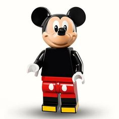 LEGO Disney Mickey Mouse Minifigure