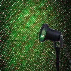 IN STOCK Laser LED outdoor light show, waterproof,