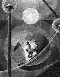 "Alenka Sottler, illustration for ""The Cocky Little Chief"" from Svetlanine pravljice (Svetlana's Fairy Tales),"